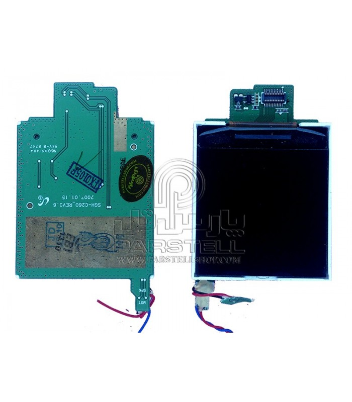 LCD SAMSUNG C260 WITH BOARD