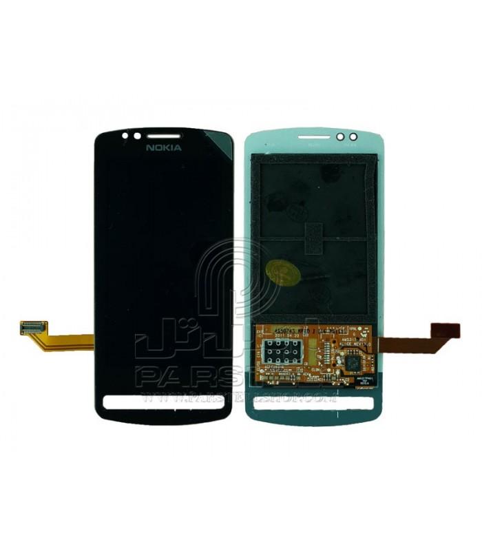 LCD NOKIA N700