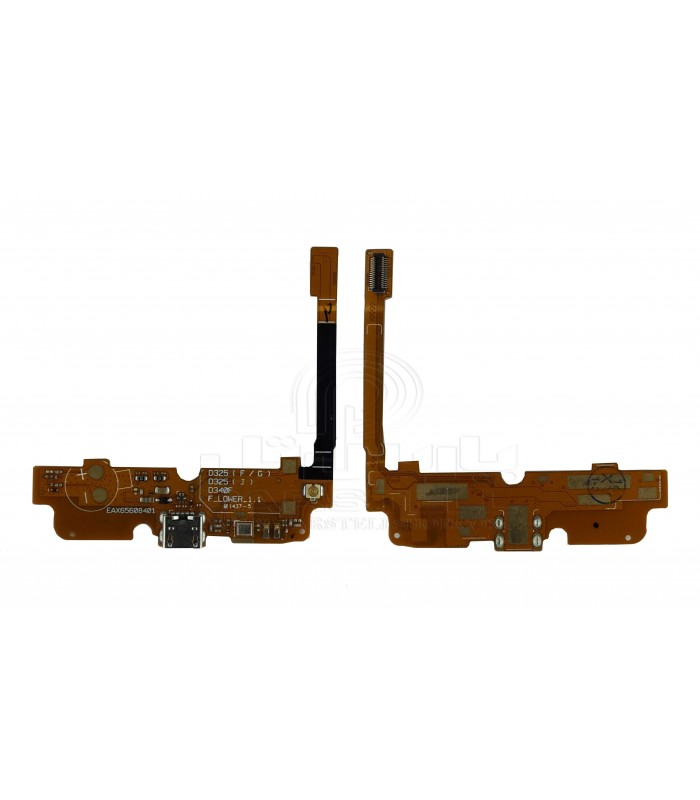 فلت شارژ - میکروفون ال جی D325 - L70