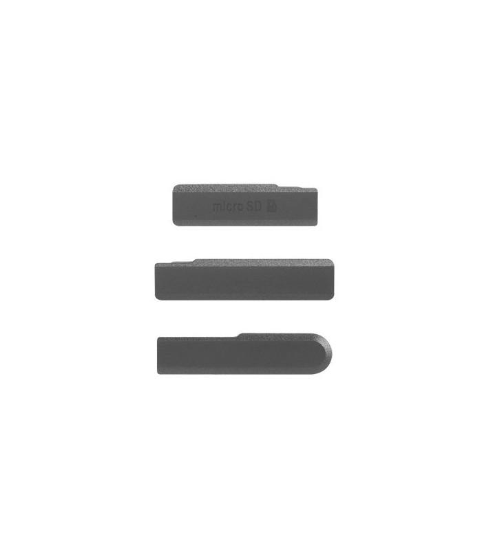 درپوش شارژ - سیم کارت - مموری سونی اکسپریا Z1 COMPACT