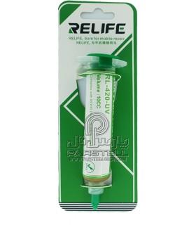 روغن فلکسی پمپی ریلایف RELIFE RL-420-UV