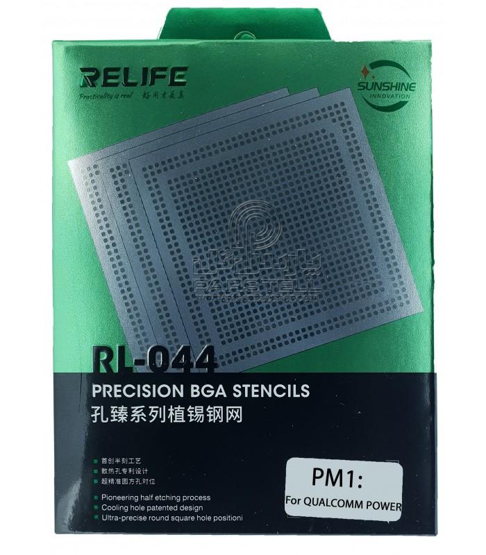 شابلون آی سی تغذیه سانشاین ریلایف مدل RL-044 PM1