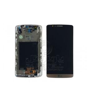 تاچ و ال سی دی ال جی D855 -LG G3
