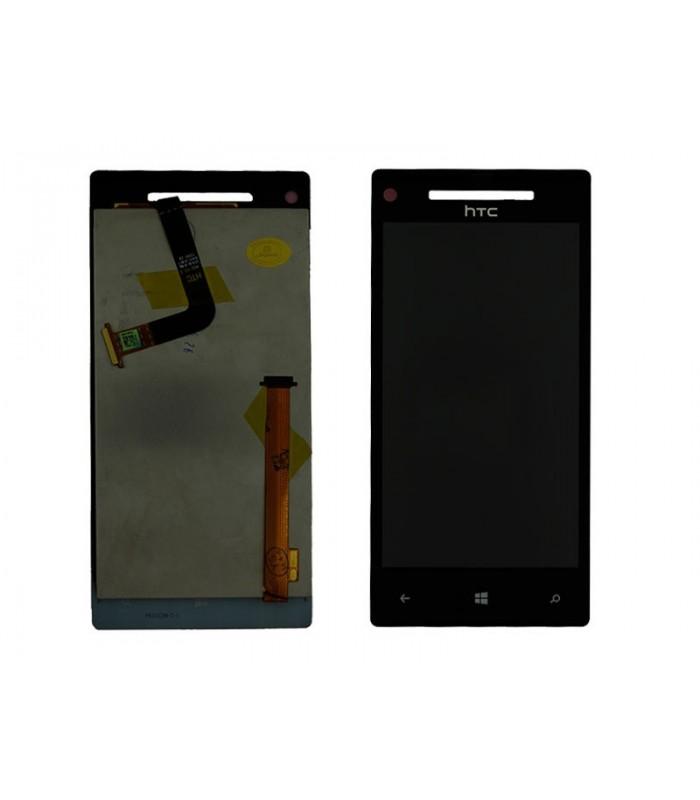 تاچ و ال سی دی اچ تی سی HTC 8X