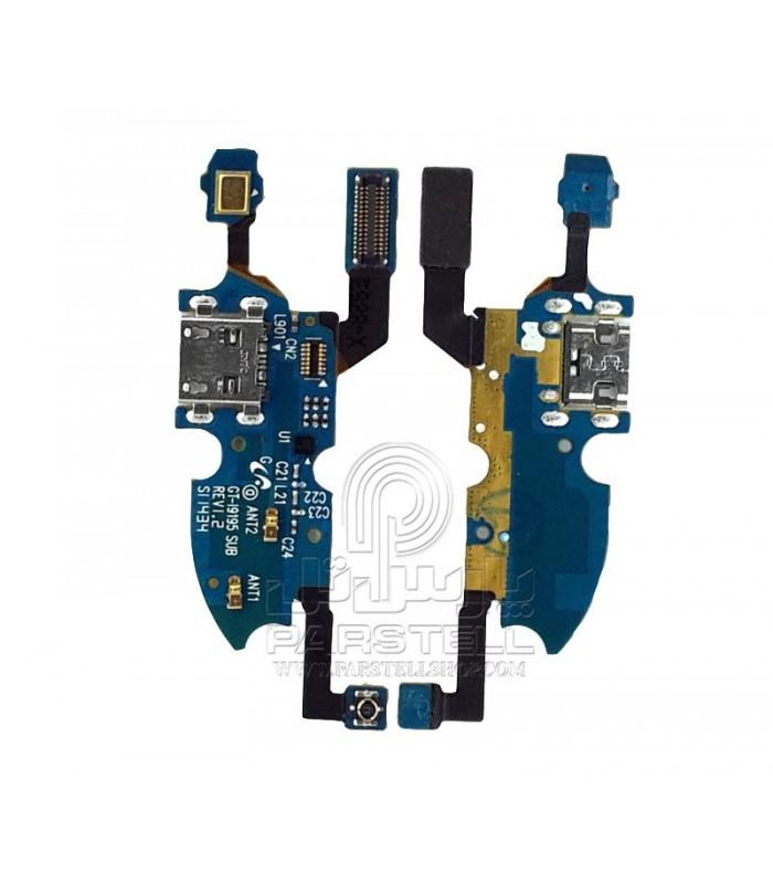 فلت شارژ - میکروفون سامسونگ گلگسی I9190 - S4 MINI
