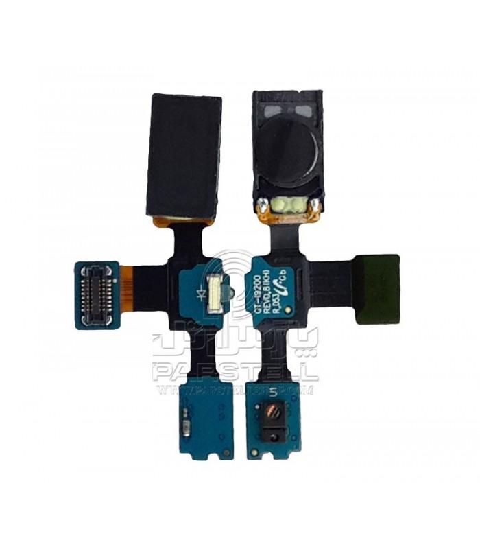 فلت اسپیکر - دوربین جلو سامسونگ گلگسی I9200 - MEGA 6.3