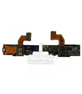 فلت پاور، ویبره، سنسور سونی اریکسون LT18 - ARC S
