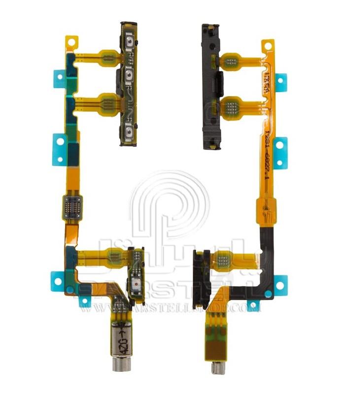 فلت پاور - ولوم - ویبره سونی اکسپریا D5833 - Z3 COMPACT