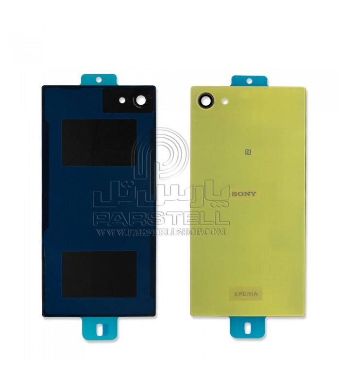 درب پشت سونی اکسپریا زد5 کامپکت XPERIA Z5 COMPACT