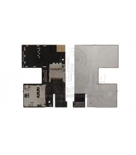 فلت سیم کارت و مموری کارت اچ تی سی HTC DESIRE 500