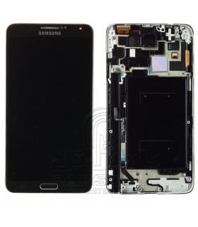 تاچ و ال سی دی سامسونگ گلگسی N9005 -GALAXY NOTE 3-خاکستری