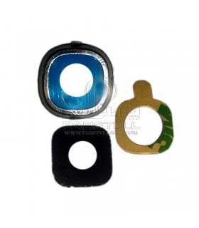 شیشه لنز دوربین سامسونگ گلکسی I9500 - GALAXY S4