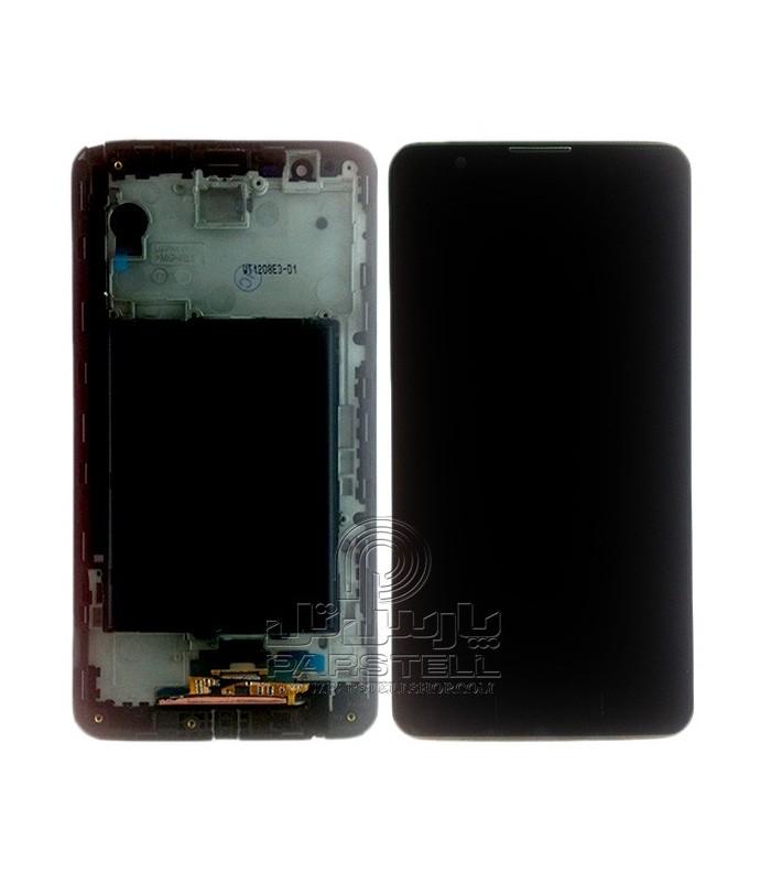 تاچ و ال سی دی ال جی K520 - LG STYLUS 2