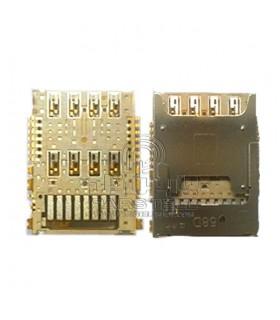 کانکتور سیم و مموری سامسونگ G7102 - GALAXY GRAND 2