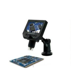 میکروسکوپ با صفحه نمایش