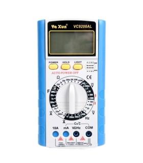 مولتی متر دیجیتال YAXUN YX-9208AL