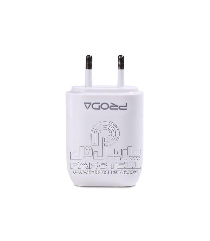 شارژر و کابل USB آیفون PRODA