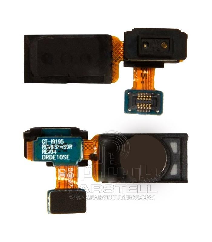 فلت اسپیکر و سنسور سامسونگ گلکسی I9190 - S4 MINI