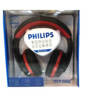 هدست بي سيم بلوتوث رم خور Philips MX 666