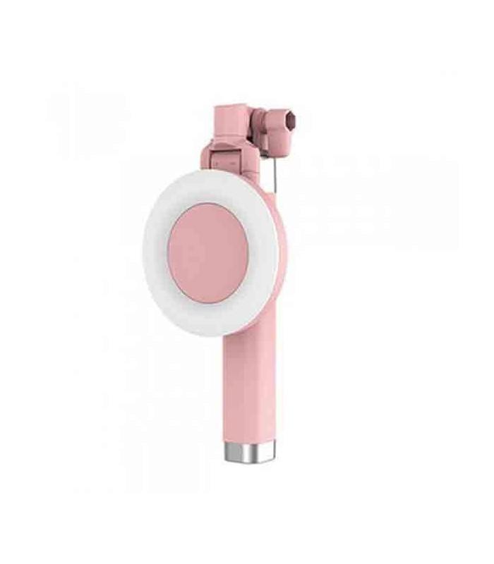 مونوپاد سلفی همراه فلش مدل استیک راک