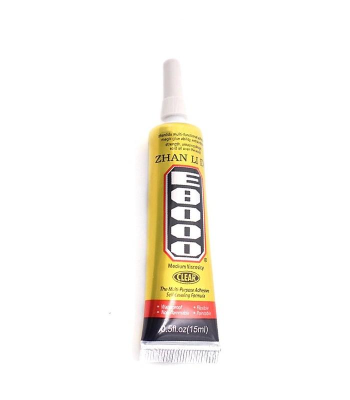 چسب مایع E8000 کوچک