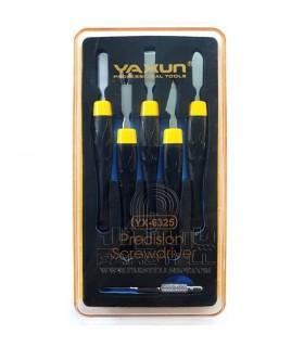 پک 6 تیکه اسپاتول یاکسون YAXUN YX-6325
