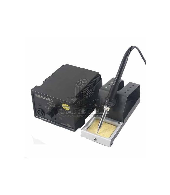 دستگاه هویه رومیزی کوییک مدل QUICK 936A