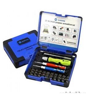 مجموعه پیچ گوشتی موبایل سانشاین SUNSHINE SS-5110