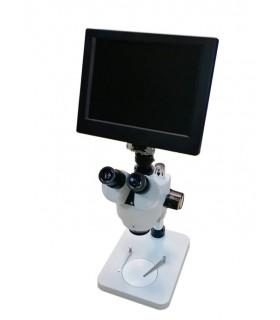 میکروسکوپ انالوگ و دیجیتال یاکسون YAXUN YX-AK28