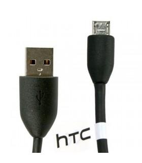 کابل اصلی شارژ و USB اچ تی سی
