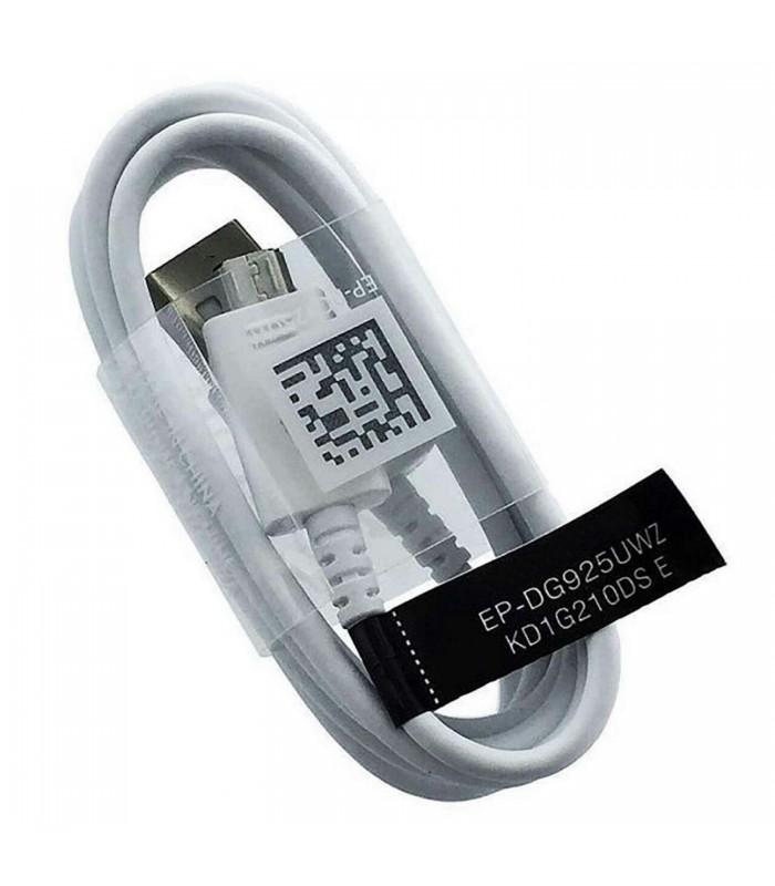 کابل شارژ اصلی و USB سامسونگ مدل S6 با قابلیت فست شارژ