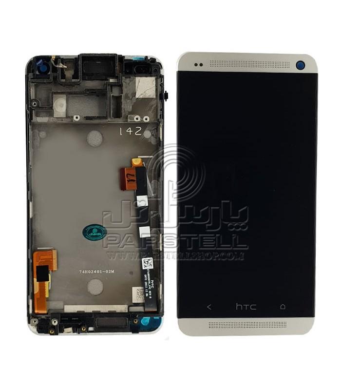 تاچ و ال سی دی اچ تی سی M7 - HTC ONE