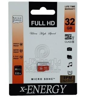 کارت حافظه ایکس انرژی X-ENERGY 32GB