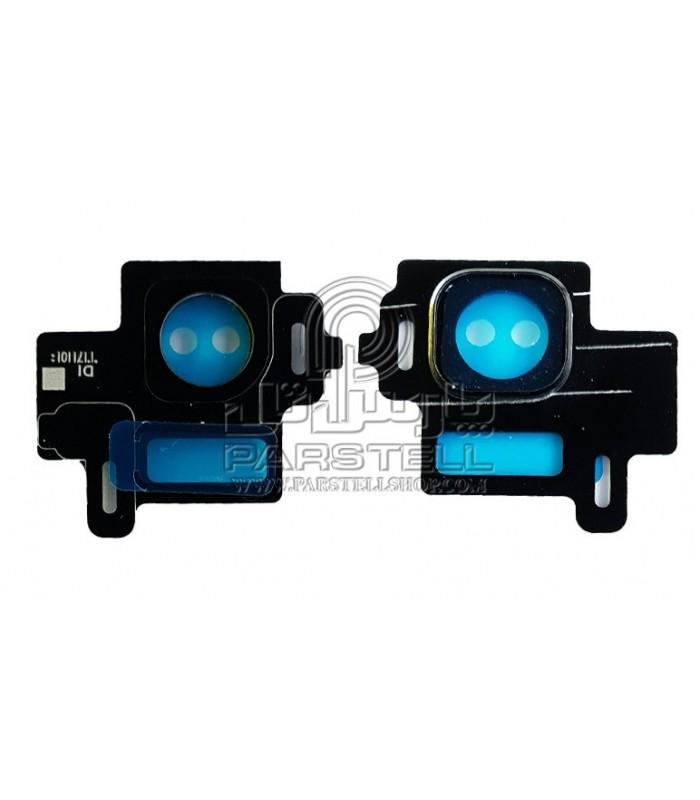 شیشه لنز دوربین سامسونگ S8 PLUS-G955